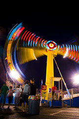 I dont know what this ride is called (Yukio Kawasaki) Tags: carnival wheel fun ferris games hotdogs midway carnie
