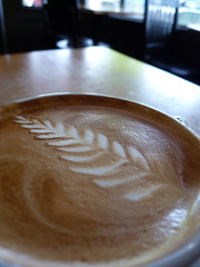Have a cappuccino like this one (from Victrola) while supporting students from Beacon Hill International School tonight and Saturday. Photo by Christie Aesquivel in the Beacon Hill Blog photo pool on Flickr.