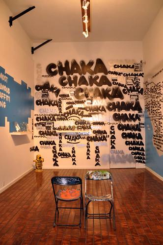 Chaka Opening Night
