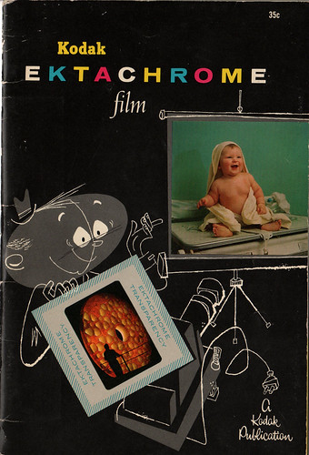 Kodak Ektachrome booklet 1