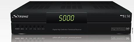 Strong 8150, el nuevo receptor para la TDT
