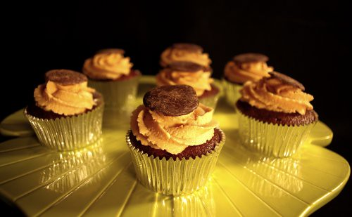 Cupcakes - Peanut Butter Chocolate