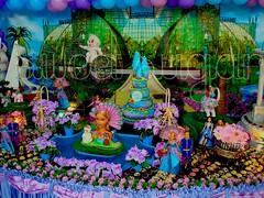 SWEET SUGAR - By Michelle Lanza - Princesa da Ilha na mesa (SWEET SUGAR By Michelle Lanza) Tags: blue do sweet michelle sugar treat buffet splash princesa aniversrio chiara ilha oficial atelier acar lanza marceli altlier