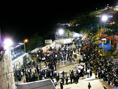 Lag B'Omer Meron 2009