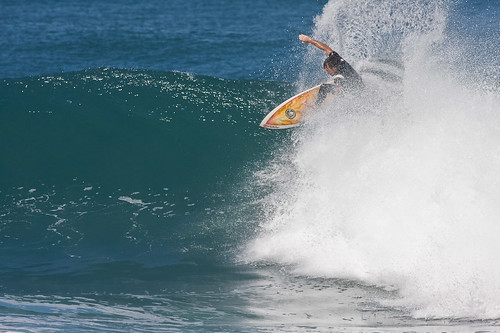 Flat Rock Surfing