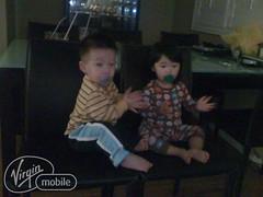Cousins (Sohyun & Daeshin) Tags: baby helio helioaiden