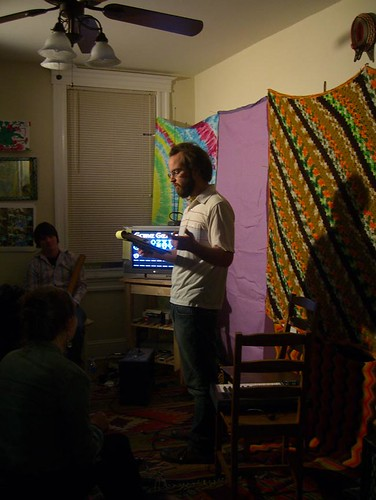 09 04 30 Mirkwood Performance Night - JJR Bob Calusari Jared Josh 04.jpg