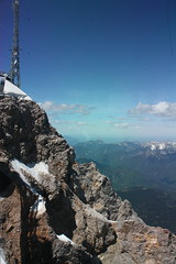 Cable Car View (SBSimmonds) Tags: mountain germany zugspitze