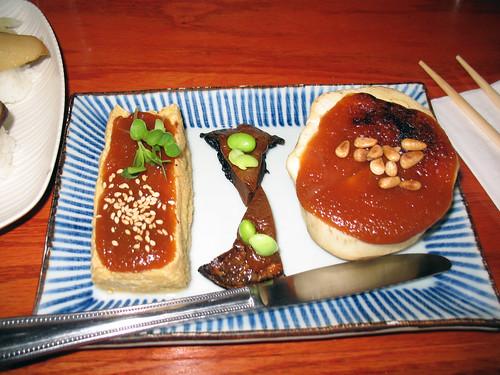 Cha-Ya Japanese Cuisine (4) - Dengaku