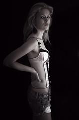 Kate_2 (inhiu) Tags: light portrait woman dark body mysterious inhiu