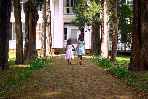 An afternoon at Rowan Oak