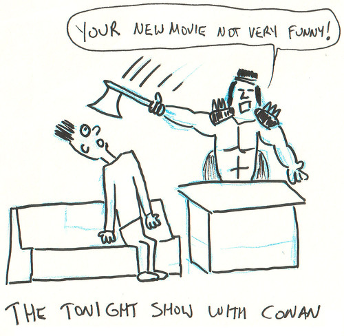 366 Cartoons - 119 - Conan