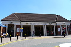 Picture of Edgware Station