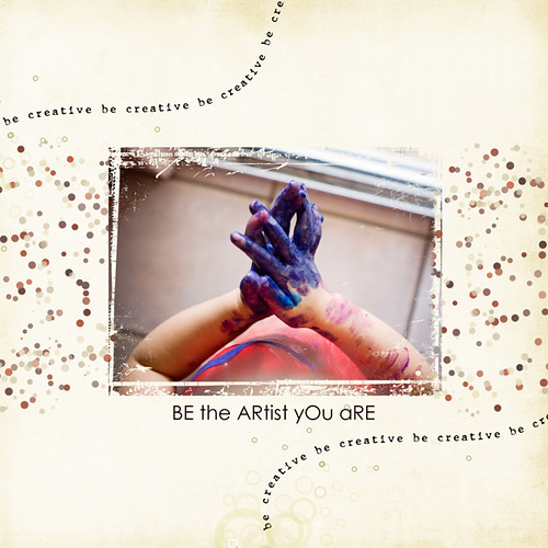 Be The Artist You Are