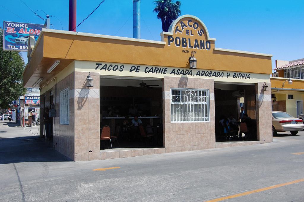 Tacos El Pablano - Tijuana