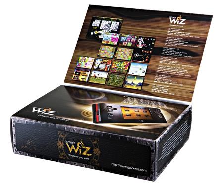 GamePark GP2X Wiz
