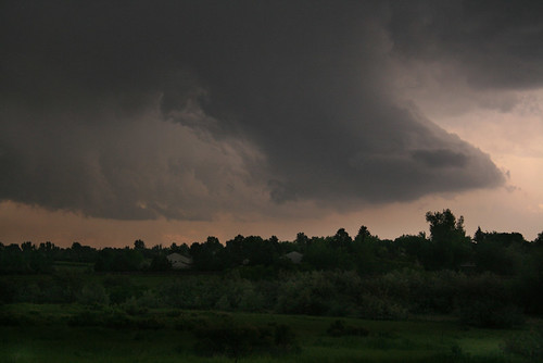 Outrunning Storms