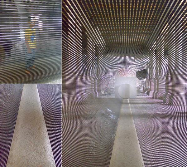Biennale, Venezia. Lithuanian Pavillon: Tube