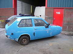 Robin Reliant - Old Look (Side)
