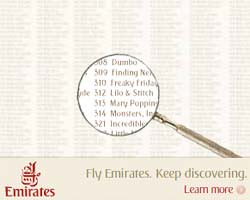 Fly Emirates Keep discovering by ismBoston