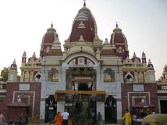 Lakshmi Narayan Mandir Hindu Temple - Delhi