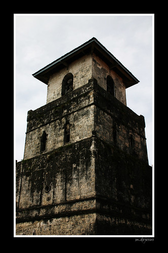 Baclayon Church Bell Tower