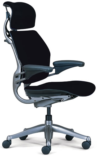 freedom chair, humanscale