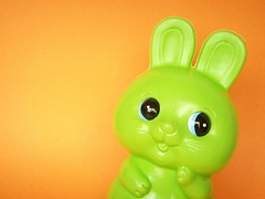 Kawaii Cute Bunny Rabbit Money Bank Novelty Doll Retro Japan