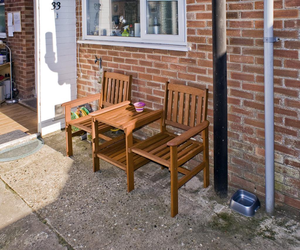 New Garden Furniture