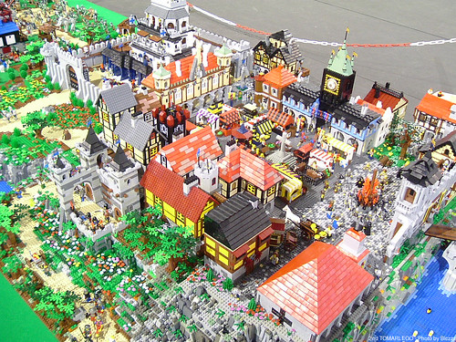 2nd TOMARLEGO - Medieval layout