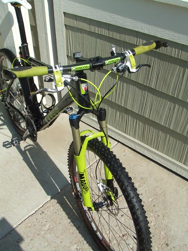 2009 Rotwild Team FS Bike