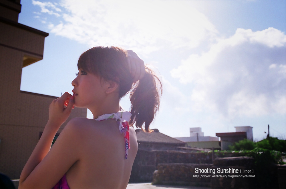 Shooting Sunshine [ lingo ] (七美人像旅拍)