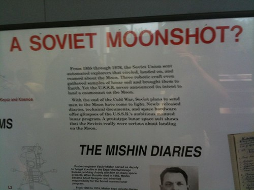 The Mishin Diaries shed light on Soviet moon landing plans