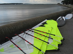 Poole Windsurfing's Brand New Goya 'Surf' Beginners windsurf sails