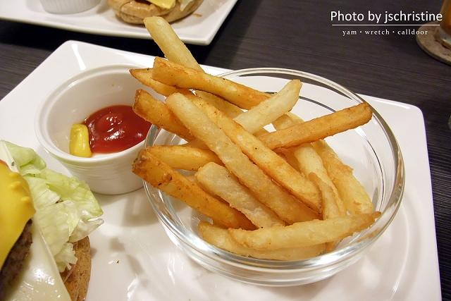 薯條&蕃茄醬