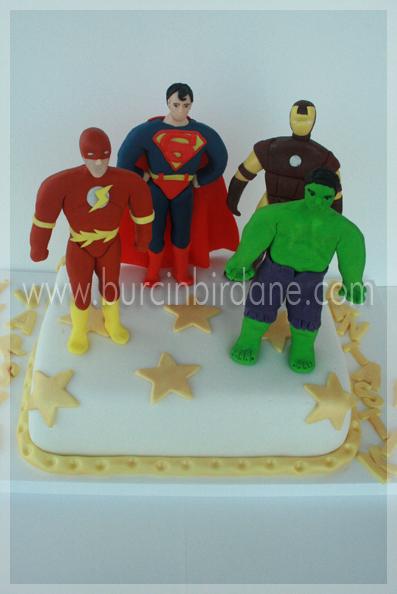 Super Kahramanlar