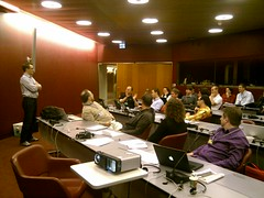 Hacking Venture Capital workshop with Fred Destin