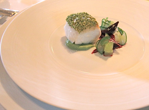 French Laundry - Fillet of Atlantic Halibut