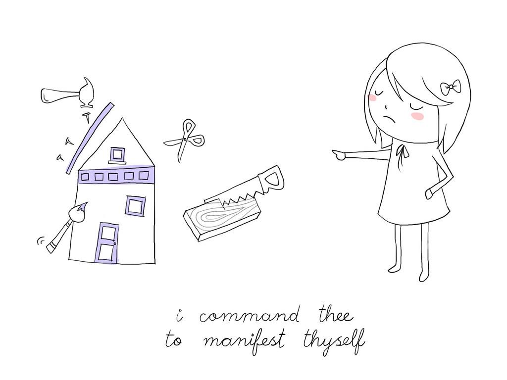 manifest thyself