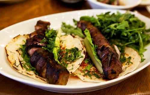 Duck Magret Kebab
