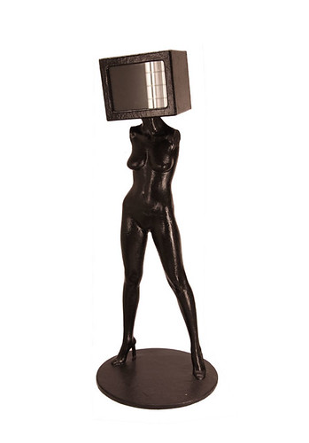 TV-Doll black