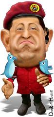 Hugo Chavez, Bird Lover
