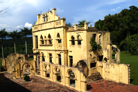 kellie's castle back