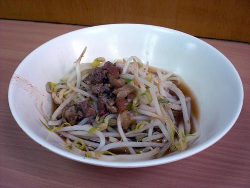 乾麵 (dry noodles)