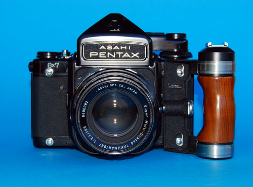 pentax 67 camera wiki org the free camera encyclopedia rh camera wiki org Pentax 67 II eBay pentax 67 ii manual