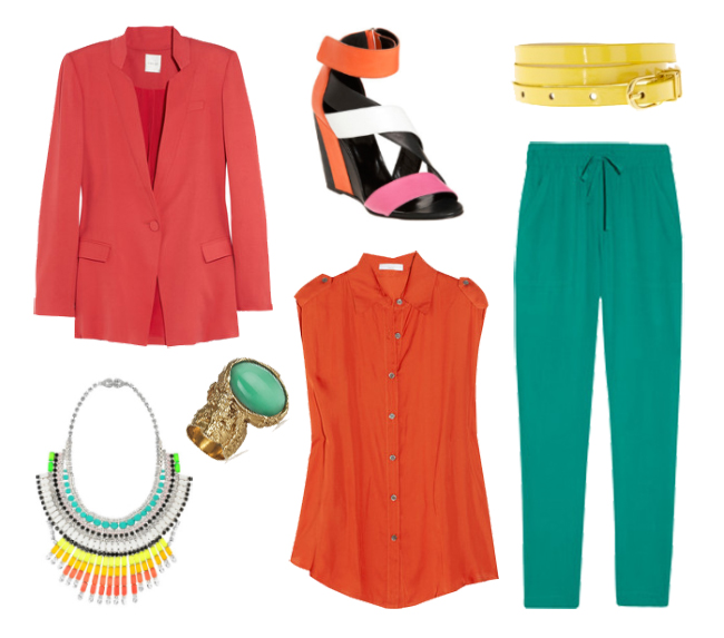 Becc's wishlist-colorblocking
