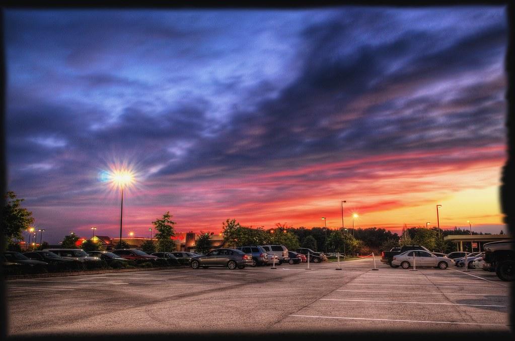 Jax St. Johns Town Center Sunset