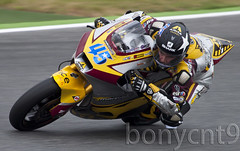 Scott Redding - Marc VDS Racing Team (Sutter) (Xavi Bonilla) Tags: sutter moto2 scottredding vdsracingteam