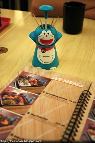 Hachi Tei - Doraemon Toothpick Holder