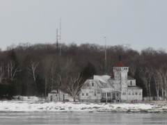 Plum Island in Winter